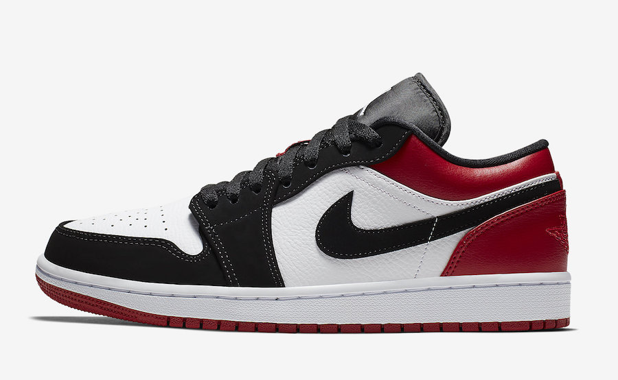 air jordan 1 black toe