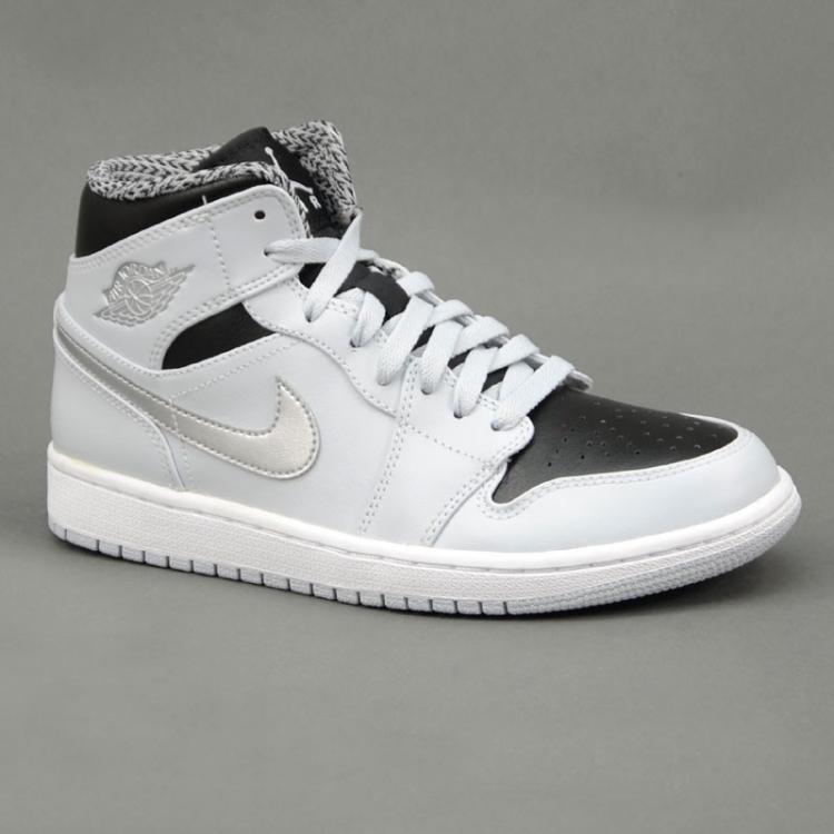 air jordan 1 grigie