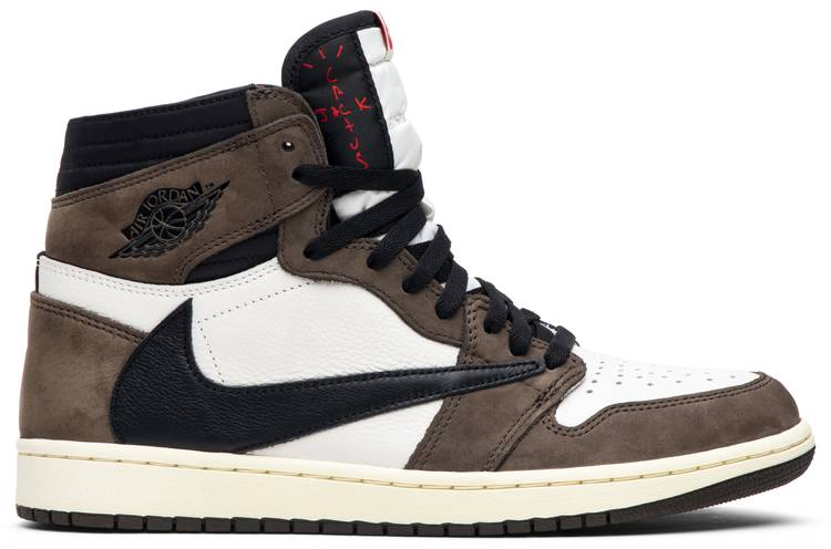 air jordan 1 travis scott